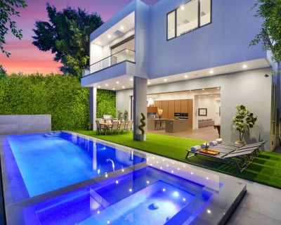 MEGA MANSION OPEN FLOOR PLAN PERFECT FOR INFLUENCER & PRESS EVENTS, LOS ANGELES, CA