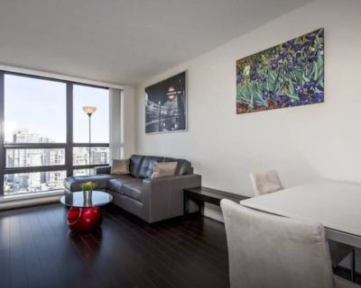 Central Location - Modern 1Bedroom suite - Downtown Vancouver