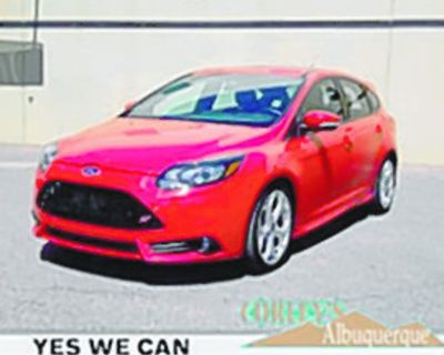 FORD 2013 FOCUS ST Hatchback, Manual, Front Wheel Drive, 6 Speed, 43k miles, Stock...