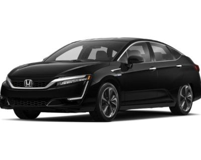 New 2021 Honda Clarity Fuel Cell FUEL CELL FWD 4dr Car