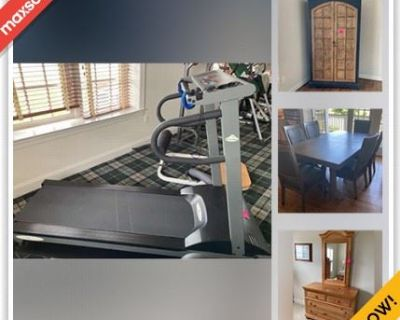 Purcellville Moving Online Auction - Hunt Valley Lane