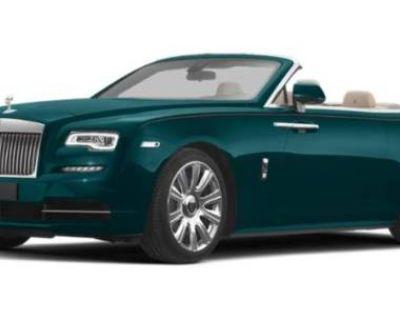 2018 Rolls-Royce Dawn Drophead