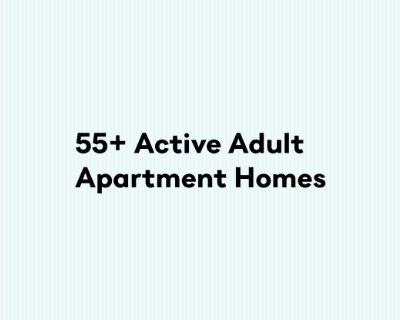 Overture Powers Ferry Age 55+ Apartment Homes
