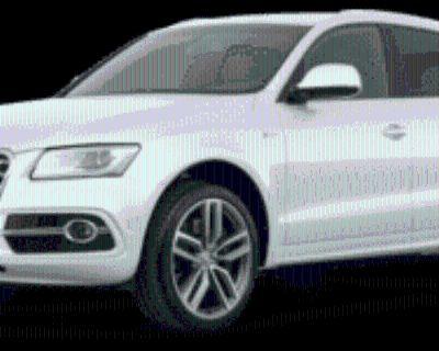 2017 Audi SQ5 Premium Plus