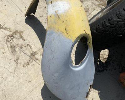 Super Beetle Rear Fender