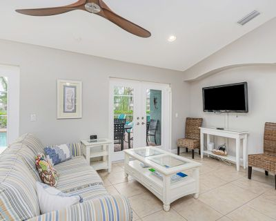 Snowbird-Friendly Waterfront Home w/ Private Pool and High-Speed WiFi - Dogs OK - Yacht Club