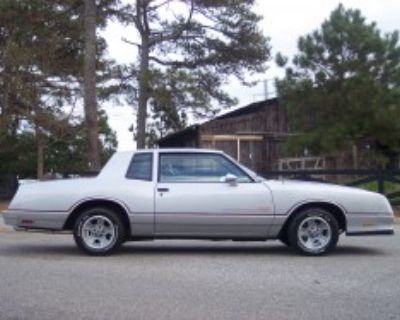Awesome 1985 Monte Carlo SS Low Miles