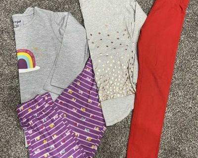 Free- size 6/7 clothes