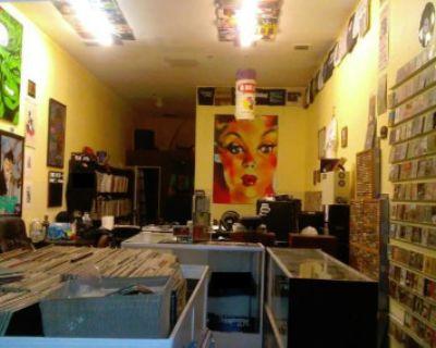 Art Gallery, Hip Hop Museum, & Record Store, Los Angeles, CA