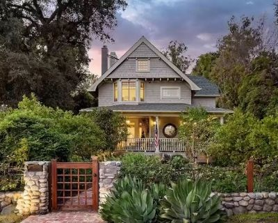 Pasadena Estate Sale, Historic Home with Antiques, Vintage collectables and garden.