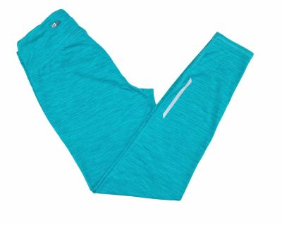 Old Navy Active Go-Dry Teal Yoga Pants