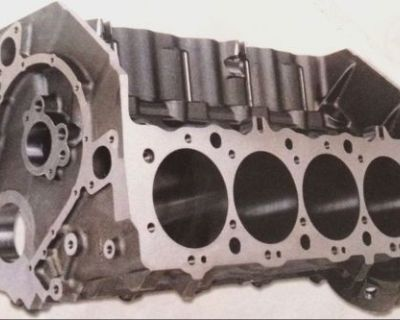 Dart Bb Chevy 9.800 Or 10 .200 Deck D/cap Race Prepped Block Ready For Assy