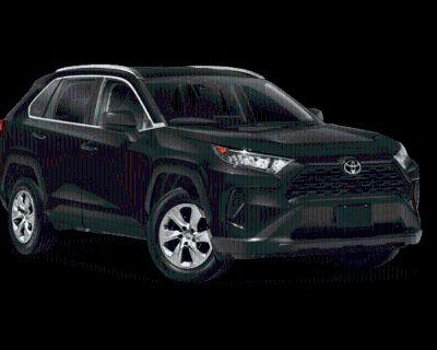 New 2021 Toyota RAV4 LE FWD 5 In-Tranist