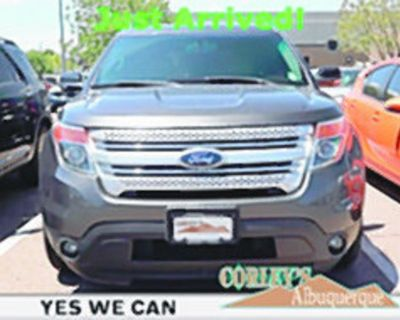 FORD 2015 EXPLORER XLT, Automatic, Front Wheel Drive, 6 Speed, 58k miles, Stock #XP5068...