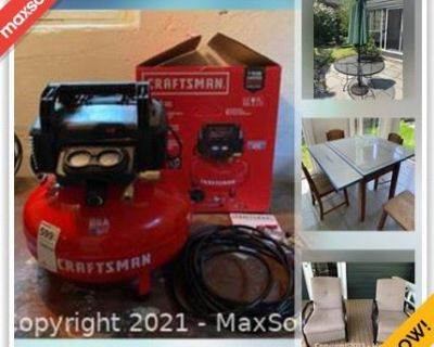 Winchester Downsizing Online Auction - Ridgefield Road