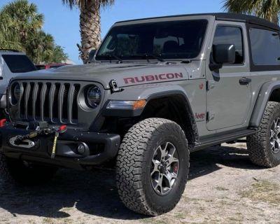 Florida - Premium Soft Top off of 2020 2 Door JL Rubicon $1,200 (Clearwater, Florida)