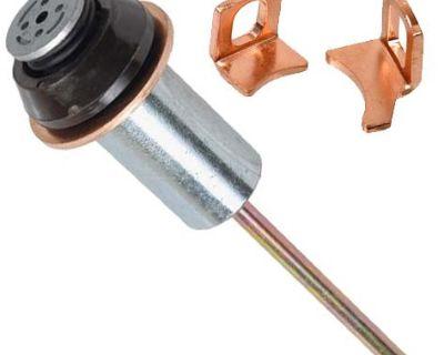 Starter Repair Rebuild Kit Solenoid Contact & Plunger Set Toyota Dodge Acura