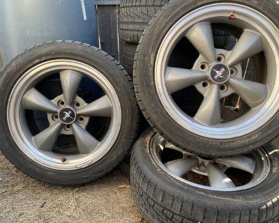 02 Mustang GT Wheels