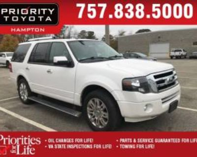2013 Ford Expedition Limited RWD
