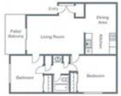 Siena Apartment Homes - 2 Bedrooms, 1 Bathroom B