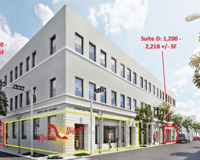 Staples Pake Building Office/Retail for Lease