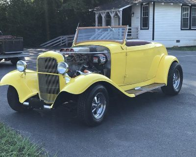 1932 Ford Roadster-THE Classic American Street Rod