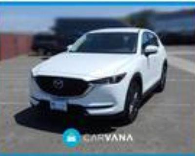 2019 Mazda CX-5 White, 27K miles