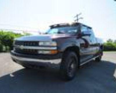 1999 Chevrolet Silverado 2500 Ext. Cab Long Bed 4WD