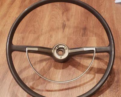 nice original steering wheel