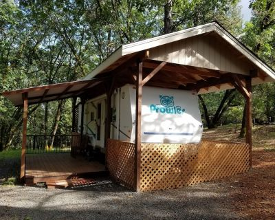 ProwlerTravel Trailer on a Wooded 5 Acre Lot - Colfax