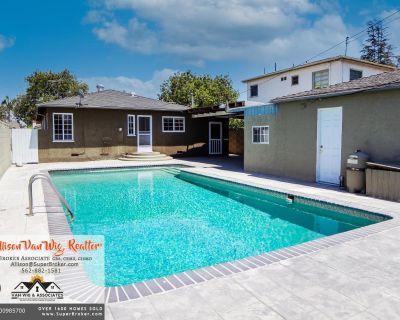 California Heights Charming Pool Home
