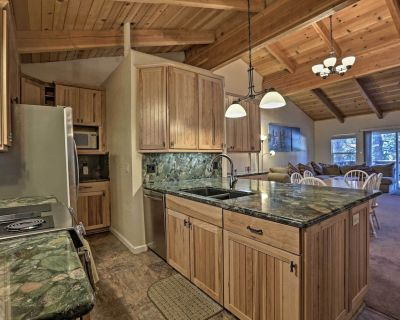 Mountain Shadows' vacation rental and stay just mile from the Diamond Peak - Incline Village
