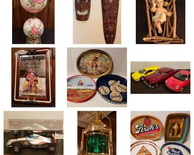 GREENFIELD MCM FAMILY HOME SALE - - BIDDING ENDS 6/13