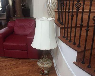 Beautiful Large Lamp