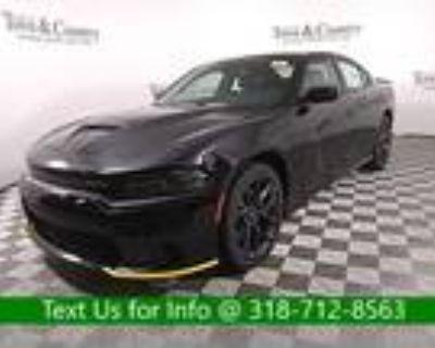 2021 Dodge Charger Black
