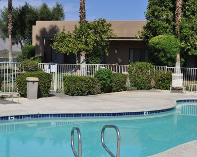 Lovely & Quiet End Unit Condo on a Pool. Golf, Spa,Tennis... & much more - Cathedral City