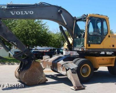 2005 VOLVO EW180B Excavators - Wheel