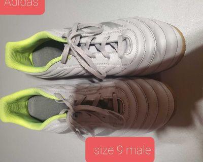 Adidas indoor cleats
