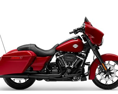 2021 Harley-Davidson Street Glide Special Tour Plainfield, IN
