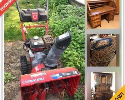 Dedham Estate Sale Online Auction - Pine Street