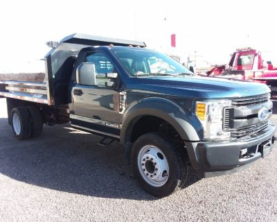 2017 Ford F550 *Dump Truck* 9 K Miles*