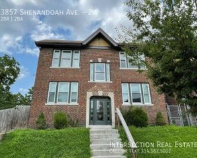 3857 Shenandoah Ave #2W, St. Louis, MO 63110 2 Bedroom Apartment