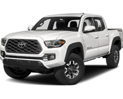 New 2021 Toyota Tacoma TRD Off Road 4WD