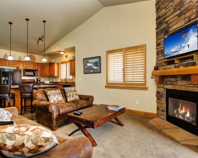 Bear Hollow Village Townhouse w/ Community Pool - Ski the Slopes! - Bear Hollow Village