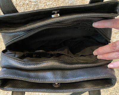 Black Stone & Co. purse