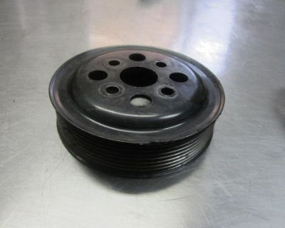 2d012 2012 Toyota Tundra 4.6 1ur Engine Coolant Water Pump Pulley