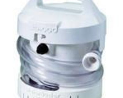Attwood Water Buster Cordless Pump 125 Gph Comes W Hose