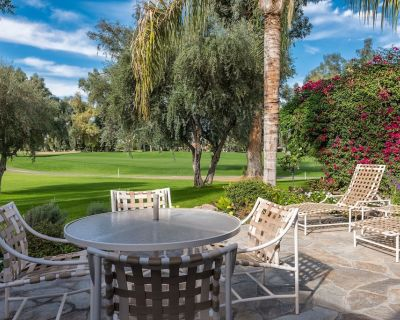 NOW available to watch ANA INSPIRATION from your patio on the 3rd fairway - Rancho Mirage