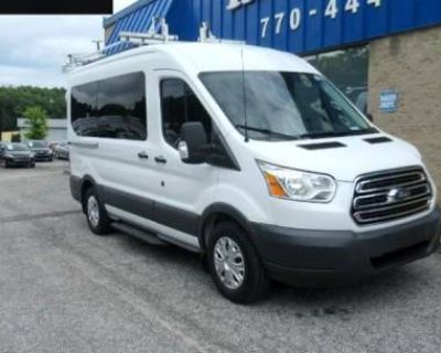 2015 Ford Transit Passenger Wagon T-150 XLT