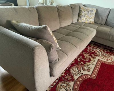 Used sectional